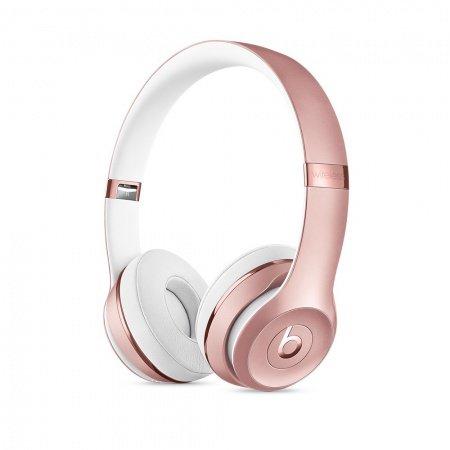Слушалки с микрофон Beats SOLO3 WIRELESS ON-EAR - ROSE GOLD